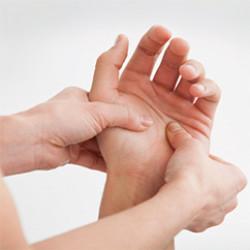 Fontos pontok a kézen