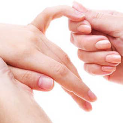 Ujjak masszírozásának pozitív hatásai